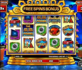 Pyramid Slots Free Play & Real Money Casinos
