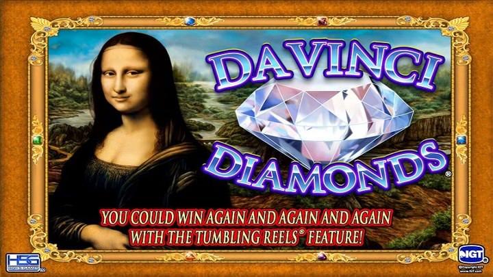 How to Play Da Vinci Diamonds Slots