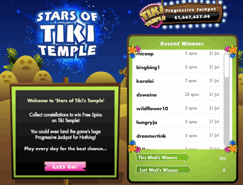 The Temple of Astarta Slots - Try this Free Demo Version