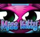 Screenshot image of the Miss Kitty Slot Logo