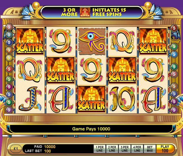 Play Pharaoh Wild Online | Grosvenor Casinos