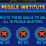 Featured image of the Peggle slots game review