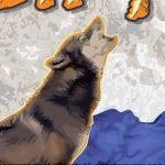 Background header image of Wolf Run Slot machine game from IGT