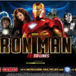 Featured image of Iron Man 2 slots machine game
