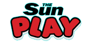 Transparent image logo of the sun play