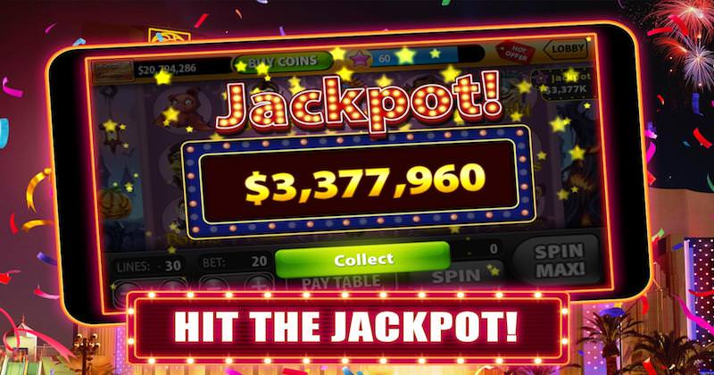 Image of a big Jackpot win of £3,377,960