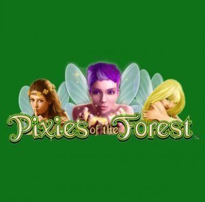 Header image of the pixies forest game
