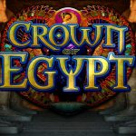 Logo image of the Crown of Egypt slot machine
