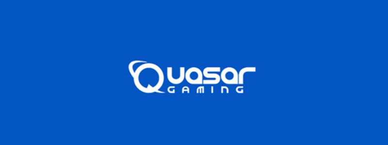 Logo image of the Quasar Gaming promotional code