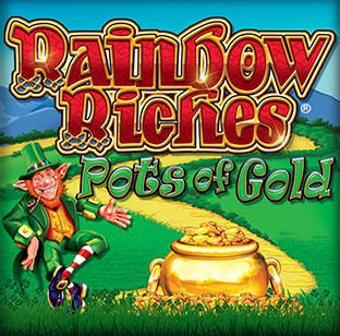Logo image of the pots gold game