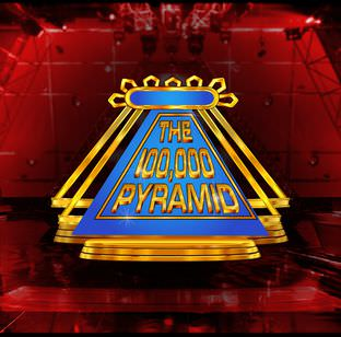 Logo image of the 100000 pyramid game