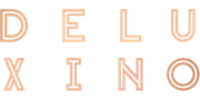 Logo image of the Deluxino casino brand