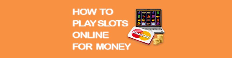 Header image of the how to play slots online money