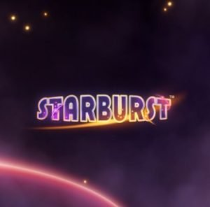 Logo image of the starburst tile game