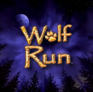 Logo image of the wolf run game