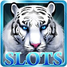 Arctic tiger slot machine game at Slotomania