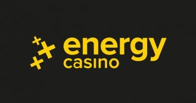Header image of the Energy casino