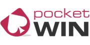 Transparent image logo of pocket win